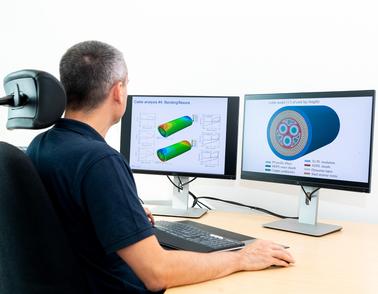 Engineer computer animation