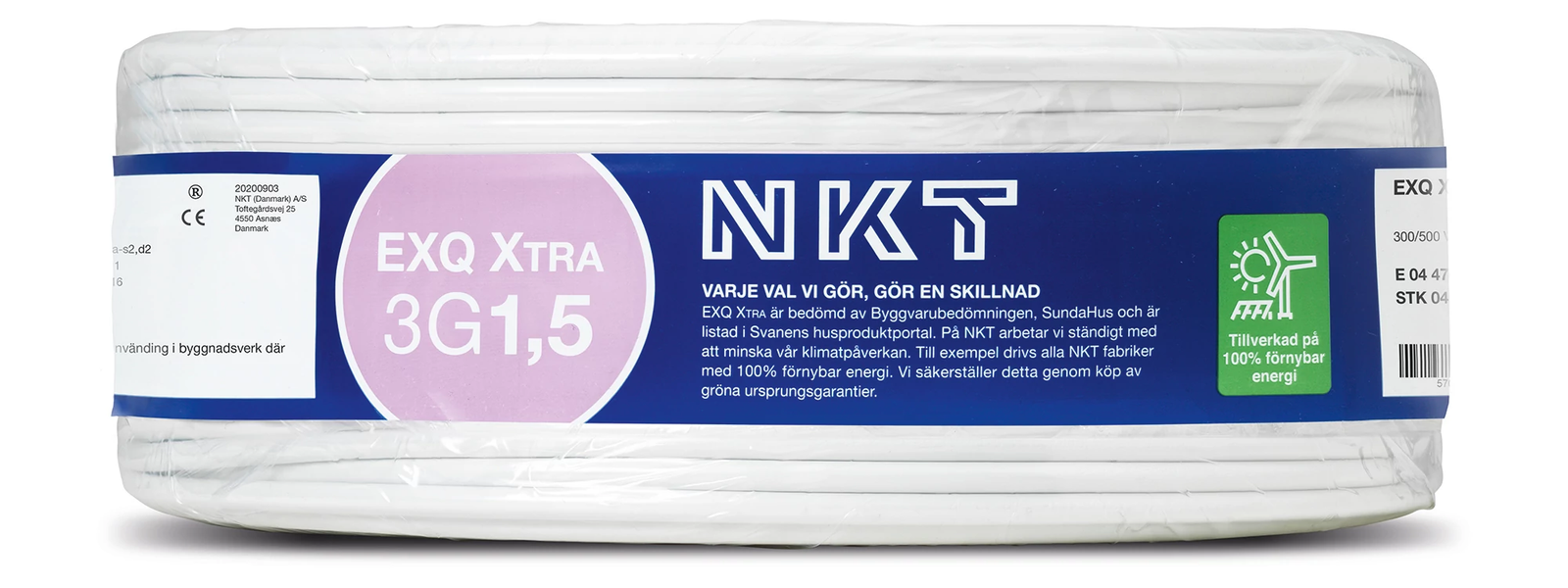 Image of NKT EXQ Xtra