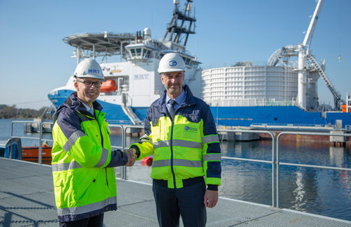 NKT handshake with Guernsey Electricity