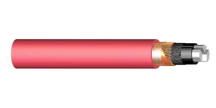Image of 3-core NOIK-S-AL 12 kV cable